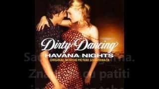 Dirty Dancing 2 - Christina Aguilera - El Beso Del Final (Serbian Lyrics)