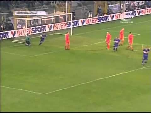 Uefa cup 2001 final- Liverpool vs Alaves 5-4