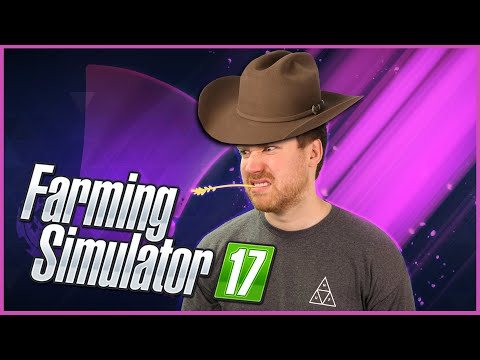 Farming Simulator 2017 Platinum Edition! - Livestream [16/11/2017]