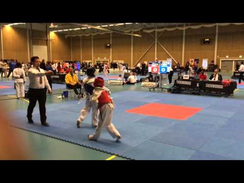 Taekwondo 2/ Pt. 1