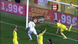 Resumen de Villarreal CF vs Real Madrid (1-1) 2011/2012