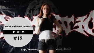 #session 12. Fry. Фрай/Фраевое расщепление