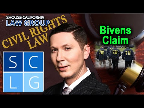 """Bivens claim"" – How to bring a civil rights lawsuit against federal officials"