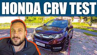 Honda CRV | Ümit Erdim Test Etti