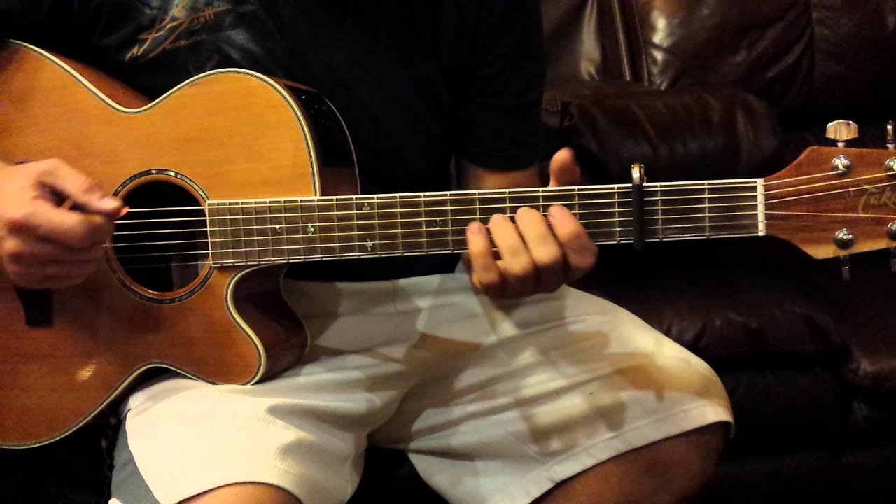 How To Play I Had Me A Girl By The Civil Wars Youtube