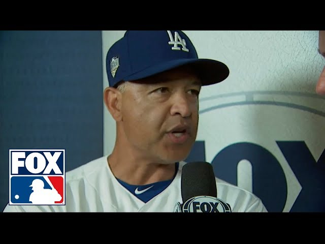 Dave Roberts: 'We gave it all we had but they came out on top' | FOX MLB