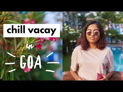 Family Vacation in Goa | Relaxed Vlog // #MagaliTravels