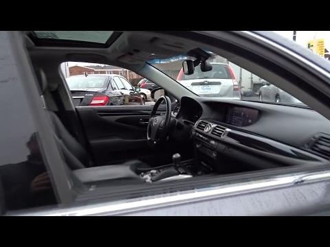 2015 Lexus LS Oak Lawn, Orland Park, Chicagoland, Northwest Indiana, Joliet, IL PHT7877
