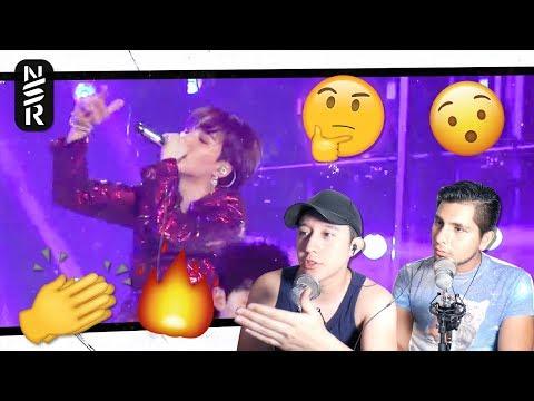 GUYS REACT TO BTS' SUGA 'Trivia 轉: Seesaw'  LIVE PERFORMANCE