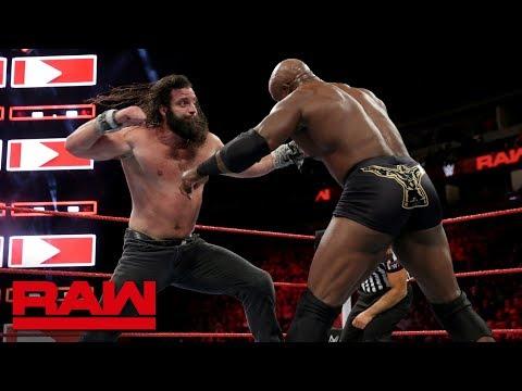 Bobby Lashley vs. Elias: Raw, Sept. 24, 2018 thumbnail