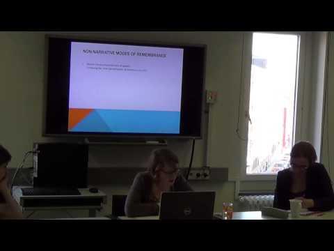 Ruth Kevers ECS FORUM 14/03/2014