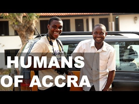 SlamPow Ghana | HUMANS OF ACCRA