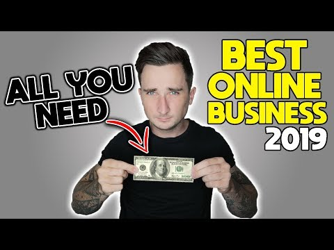 Best Online Business To Start in 2019 For Beginners (With Little Money)