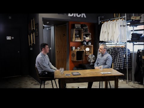 Conversation With John McGuire, Owner Of Fat Tony's Barber Shops Galway | Chef Chat #24
