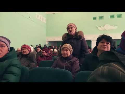 21.02.2020 Бунт за вывоз мусора, Бутурлиновский район Пузево