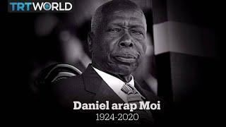 Former Kenyan president Daniel arap Moi has passed away at 95