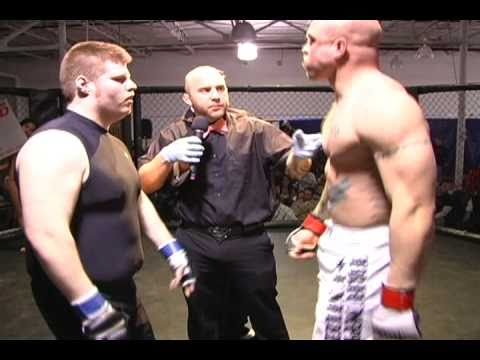 "UFS Underground Fights Series MMA Dozer Vs Lee""The Juggernaut"" Trombley"