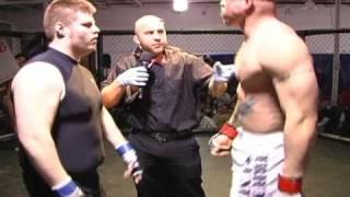 UFS Underground Fights Series MMA Dozer Vs Lee'The Juggernaut' Trombley