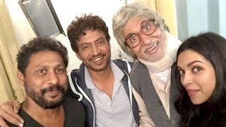 Piku: Deepika Padukone, Irrfan Khan & Shoojit Sircar's Exclusive Interview - India TV