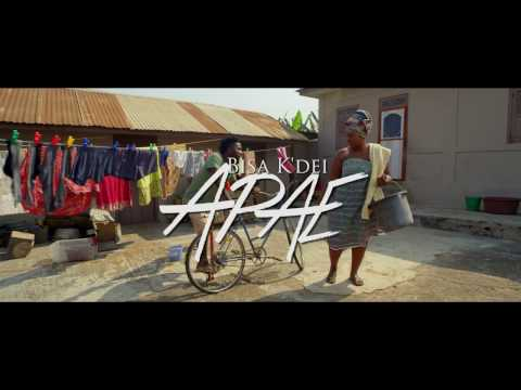 Bisa Kdei - Apae (Official Video)