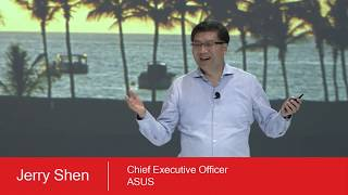 Jerry Shen Keynote - ASUS NovaGo Launch | Snapdragon Technology Summit