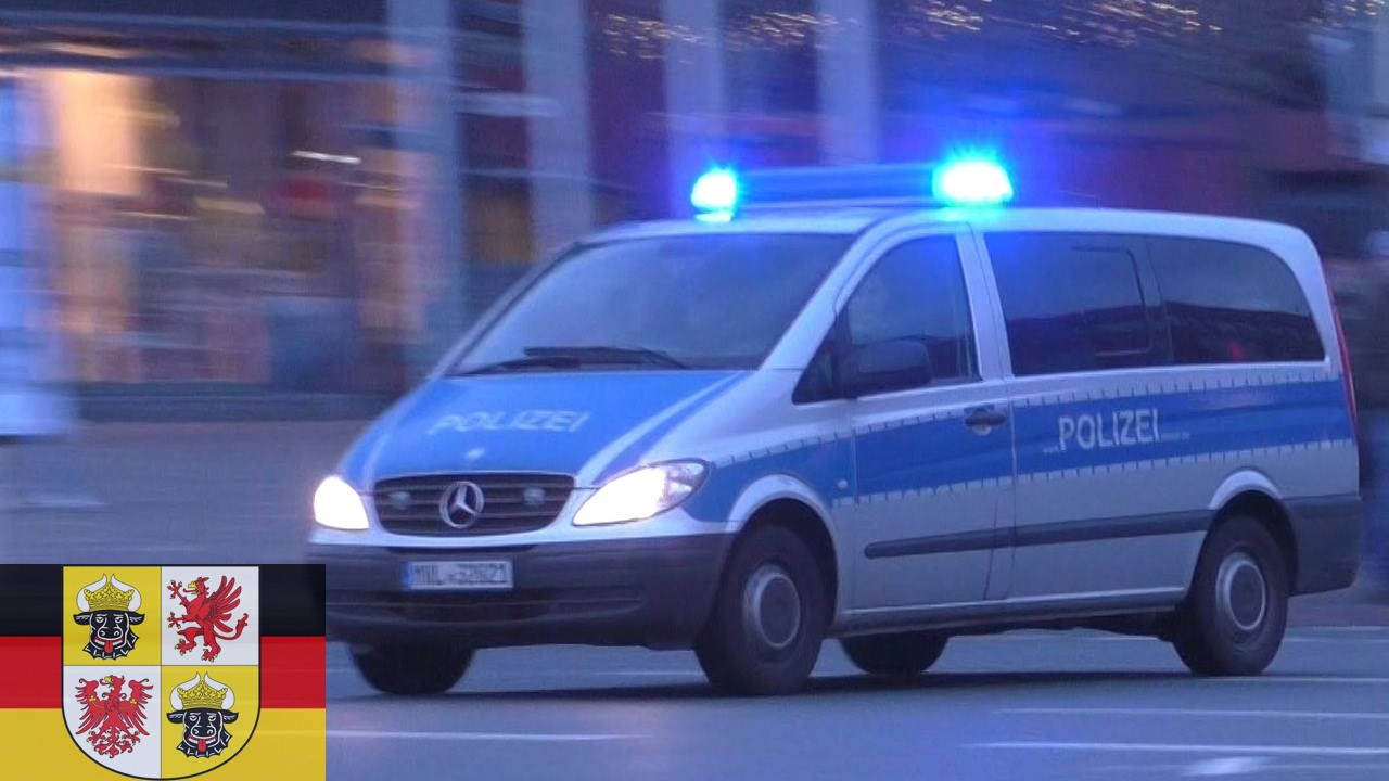 Polizei Lütten Klein