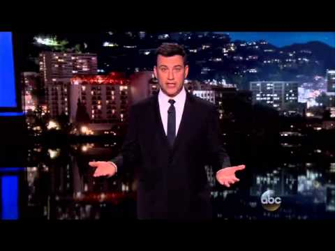 Jimmy Kimmel had a perfect and touching response to the killing of Cecil the lion
