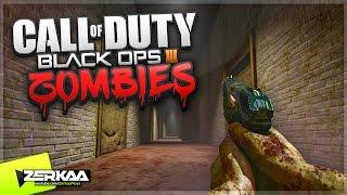 BEST CUSTOM ZOMBIES EASTER EGG! (Black Ops 3 Custom Zombies)
