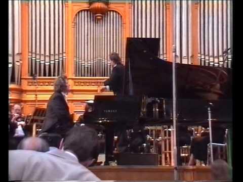 Taneyev (Taneev) Piano Concerto in E flat major - Mikhail Voskresensky piano