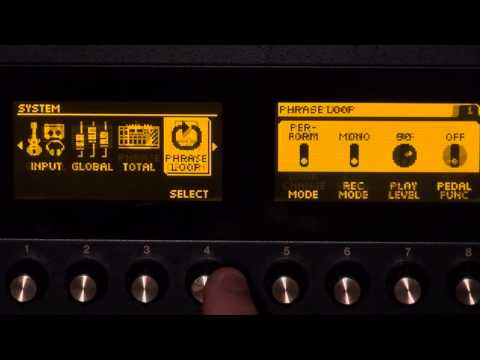 David Gilmour Sound on Sound Effect for the Boss GT-100 - Demo by Glenn Delaune