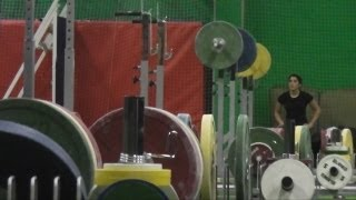 European Juniors and U23s 2013 Training Hall and Competition