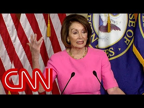 Pelosi: Trump's family and staff should stage 'an intervention'