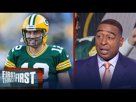 Seattle Seahawks vs. Green Bay Packers - who will win the NFC in 2017-18? | FIRST THINGS FIRST