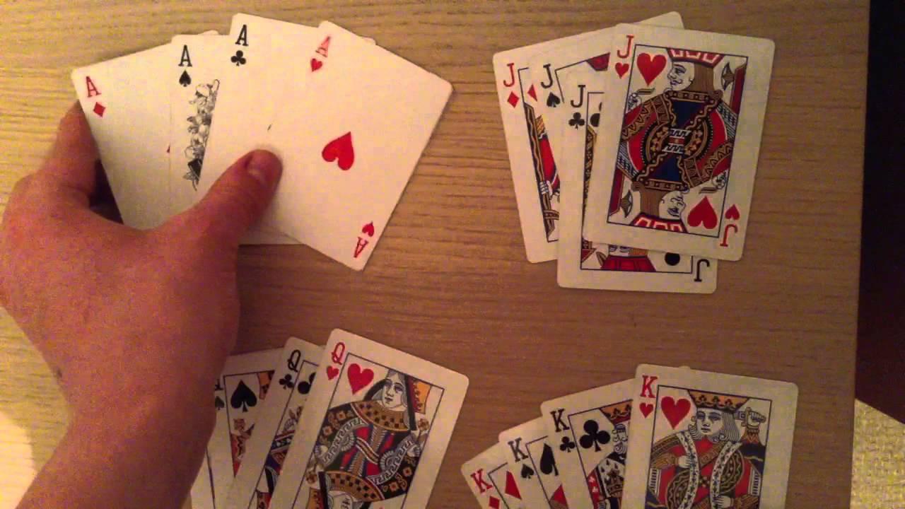 tour de magie carte roi dame