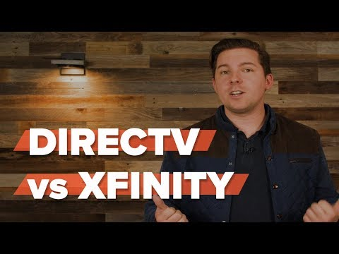 DIRECTV Vs. Xfinity | An Epic Battle Between Satellite And Cable TV