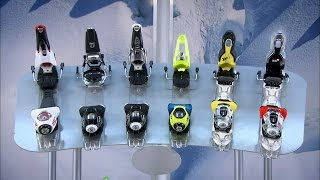 Ski Bindings | How It's Made
