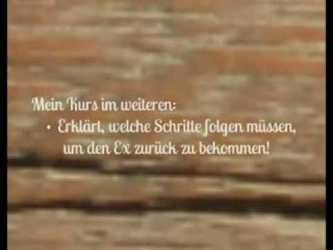 Ex Zurück Zum are