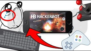 How to play Mobile Games on PC using Keyboard, Controller, Joystick ect (Tutorial)