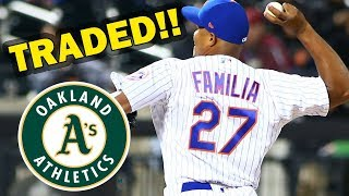 JEURYS FAMILIA TRADED!! TRADE DETAILS + TRADE REACTION AND GRADES