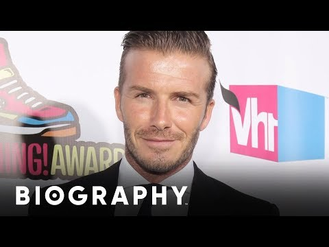 David Beckham - Mini Biography
