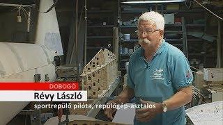 Budaörsi Városi TV 180612 Dobogó