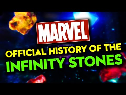 Full History of Marvel Infinity Stones! (+Infinity War Plot UPDATE) - MCU Infinity Stones Explained