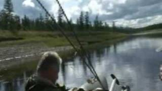 Эвенкия, рыбалка(, 2009-12-02T01:06:48.000Z)