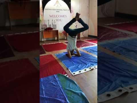 international yoga day in Bangalore