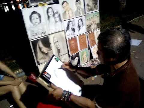 Local Hanoi artist part 1