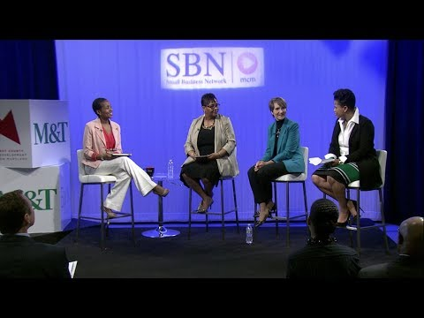 Small Business Network - Women Mean Business