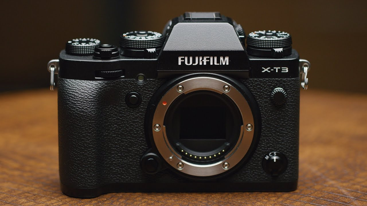 Fujifilm XT3 Low Light High ISO Test with 6400 ISO F-Log Graded Samples blog