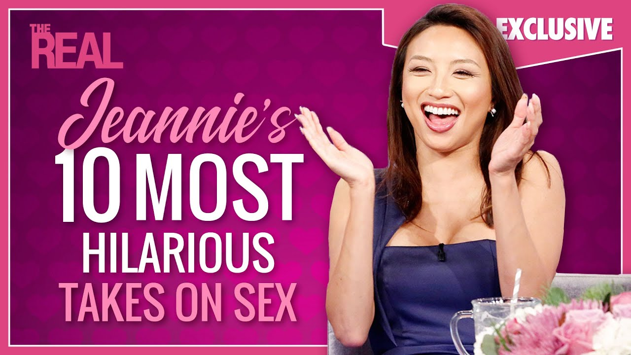 Jeannie's 10 Most Hilarious Takes on Sex