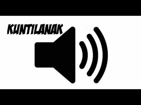 Download Efek suara kuntilanak