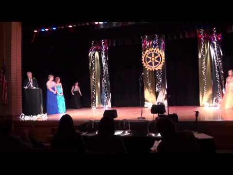 2015 Miss Karnes County Pageant